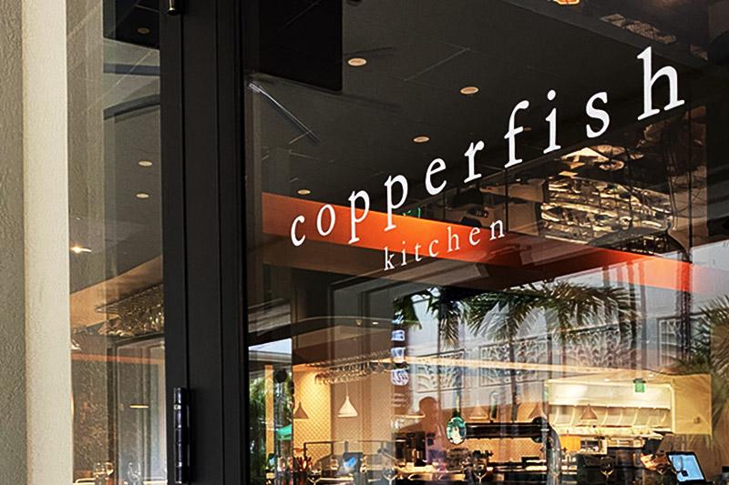 Copperfish Kitchen Boca Raton Bruch Menu